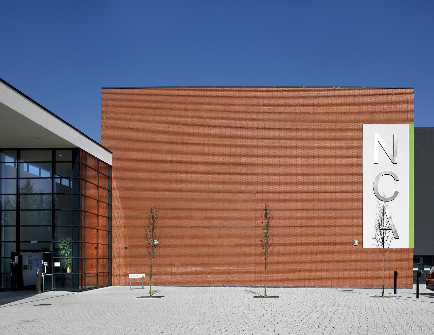 Ashton Campus Tameside School Entrance Plaza L