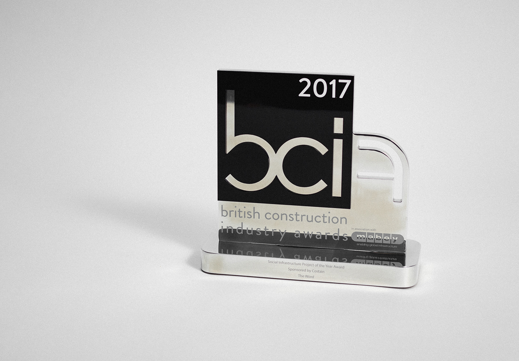 British Construction Industry Awards Social Infrastructure Project Of The Year The Word Lh