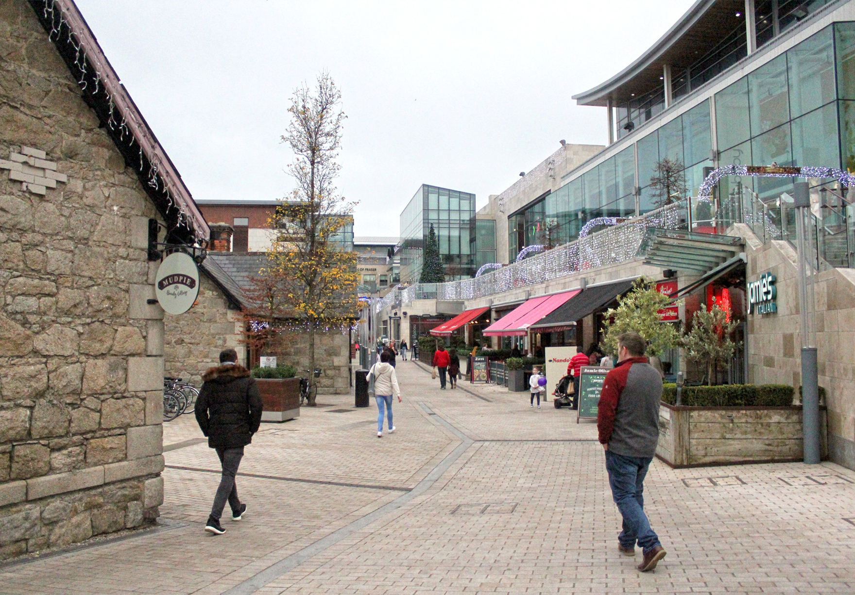 Dundrum Retail And Leisure Masterplan Commences Lh