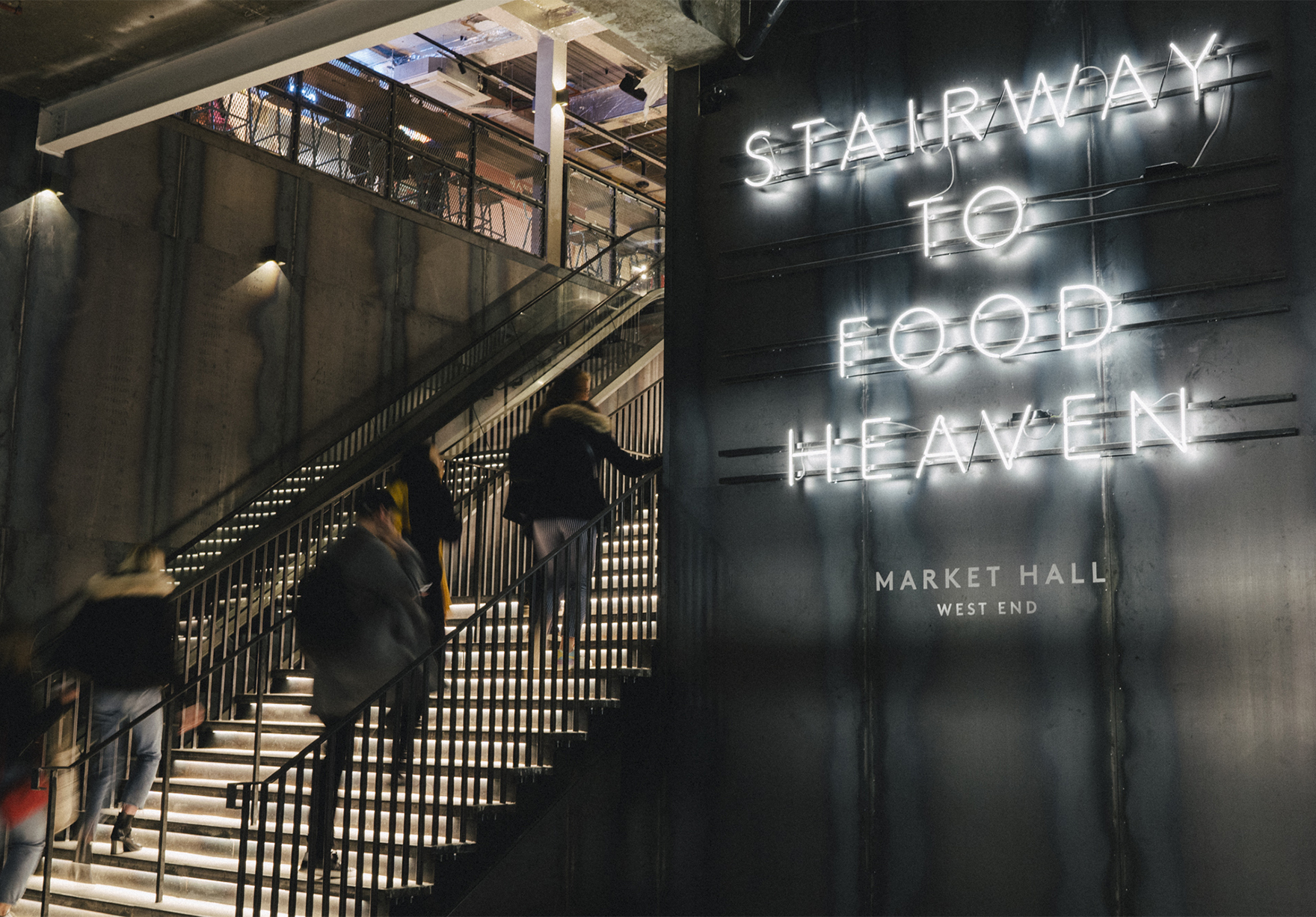 Market Hall West End Faulknerbrowns Architects Food Drink Hospitality Entrance Sequence Lh