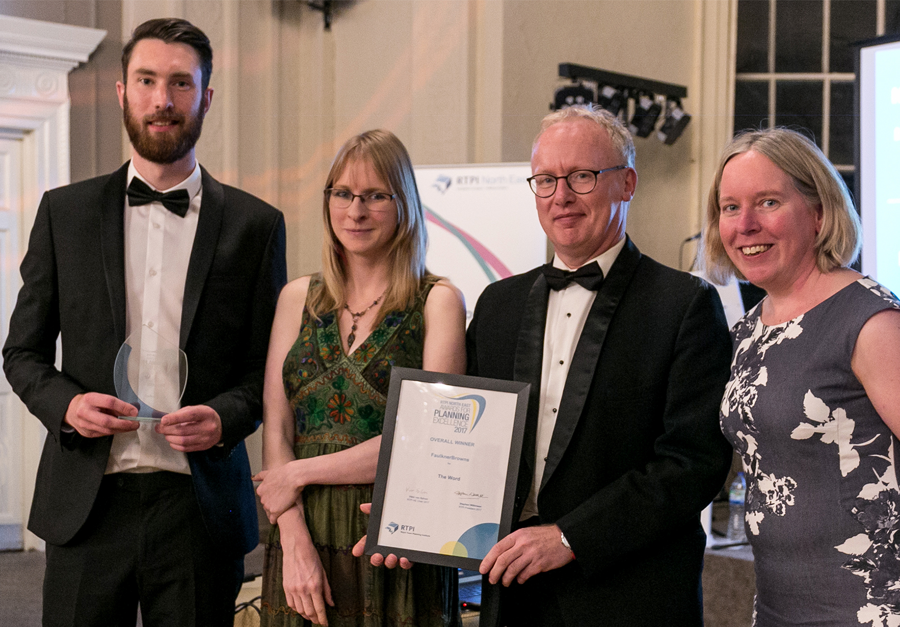 Rtpi North East Awards For Planning Excellence Lh