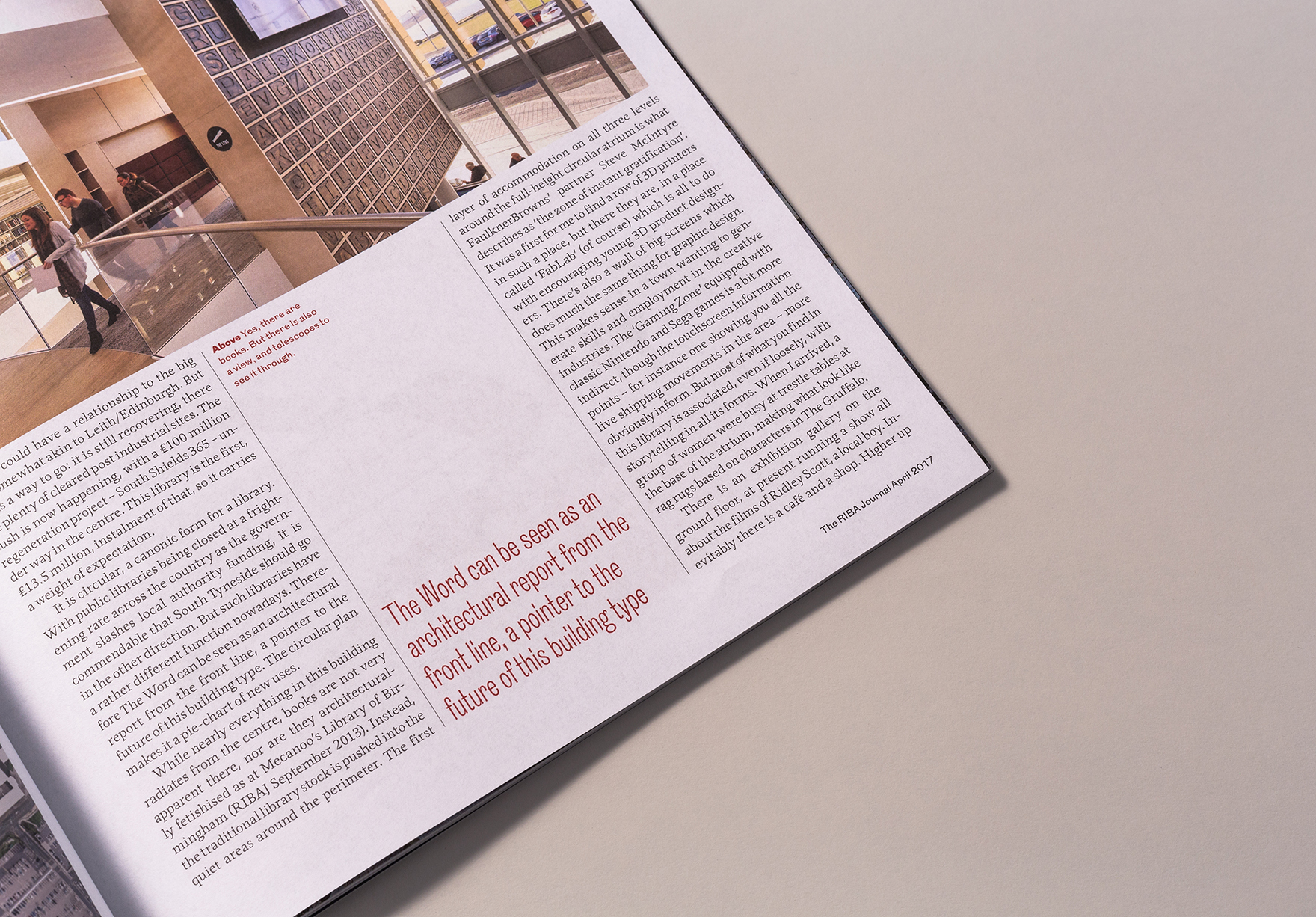 The Word In The Riba Journal Inside Quote Lh