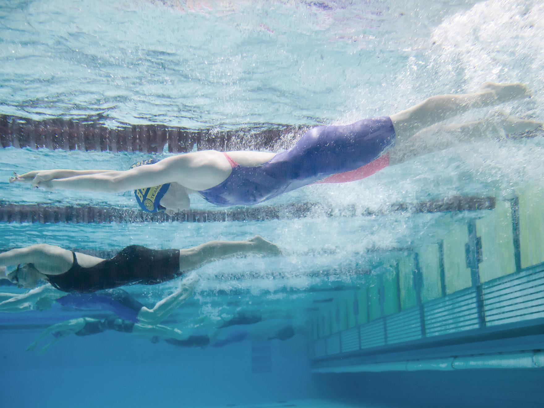 50m Pools