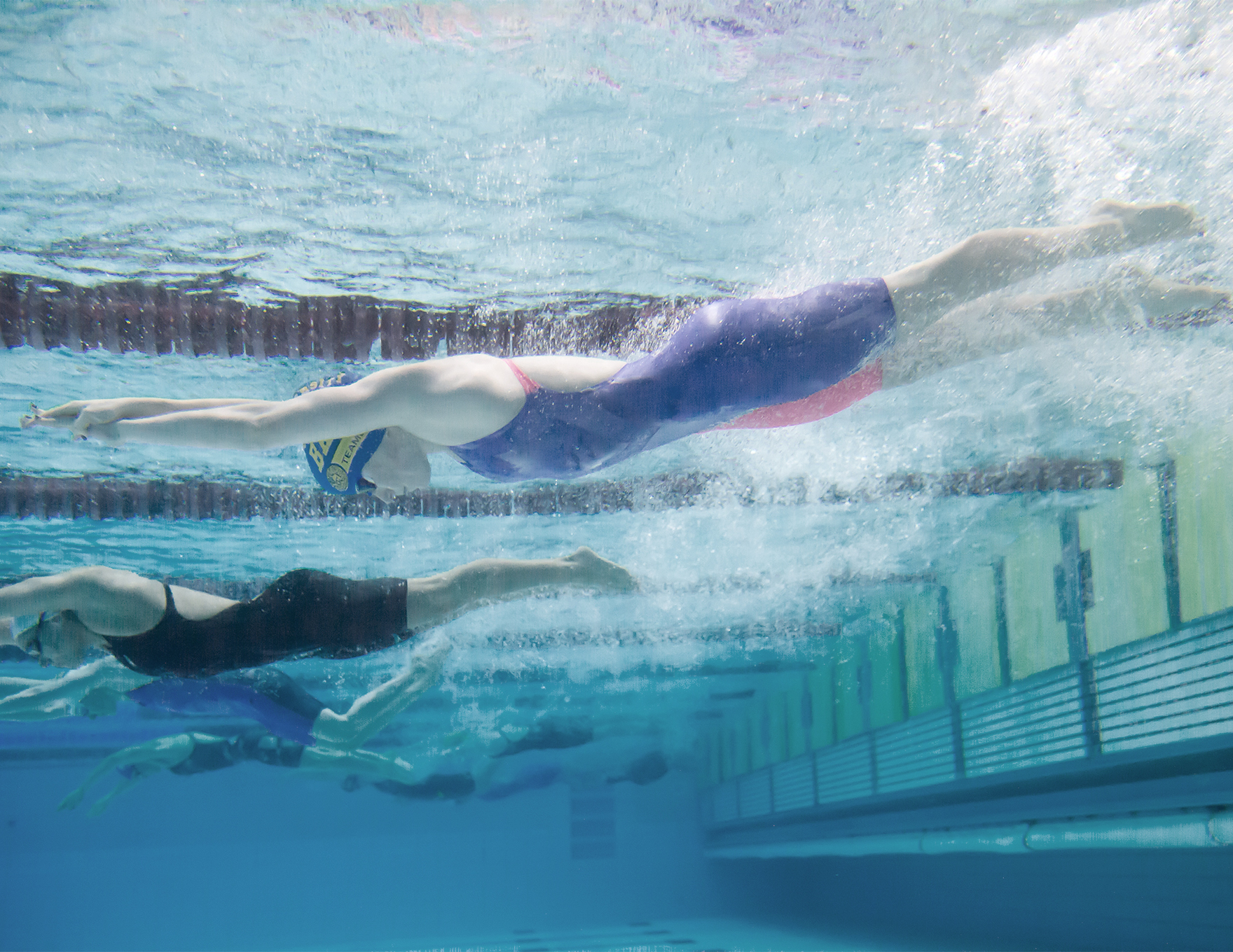 50M Pool Design Expertise Athletes Begin Race L