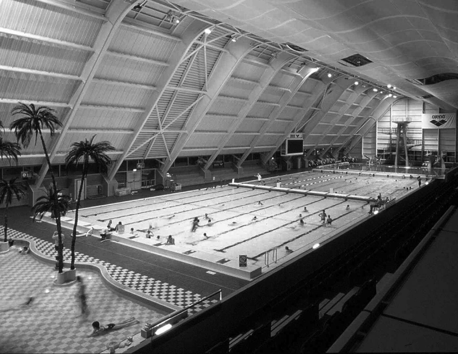 50M Pool Design Expertise Manchester Aquatics Centre Leisure Water L