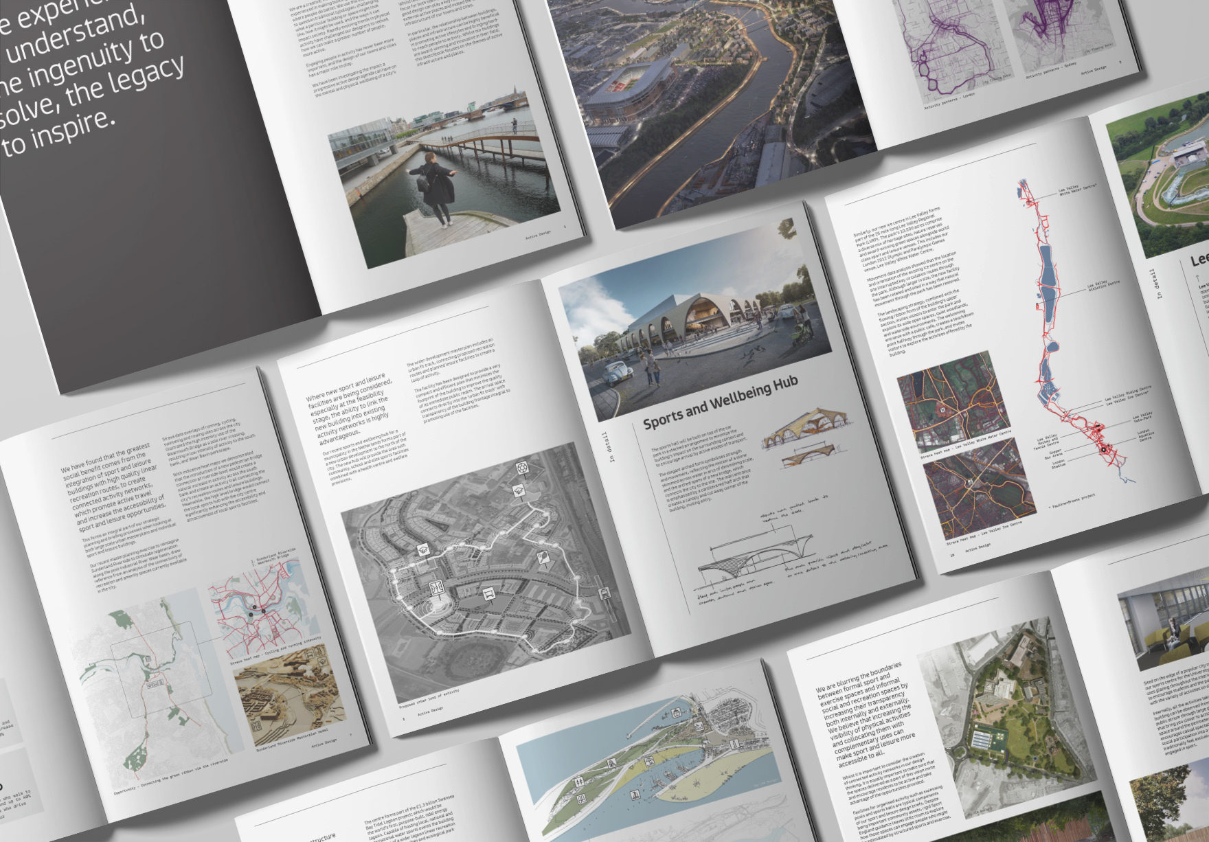 Active Design Sketchbook Faulknerbrowns Architects Lh