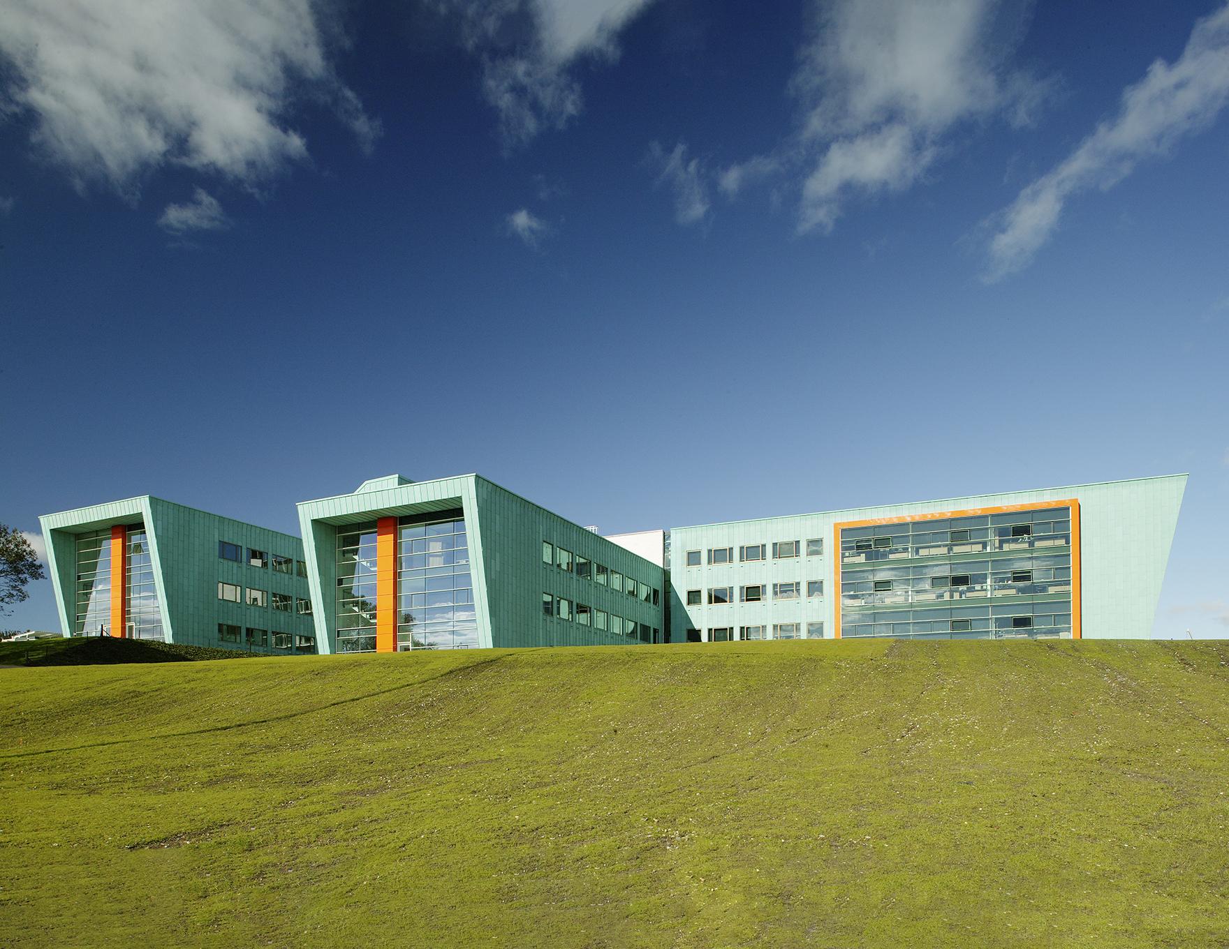 Lancaster University Infolab 21 Innovation Centre External View L