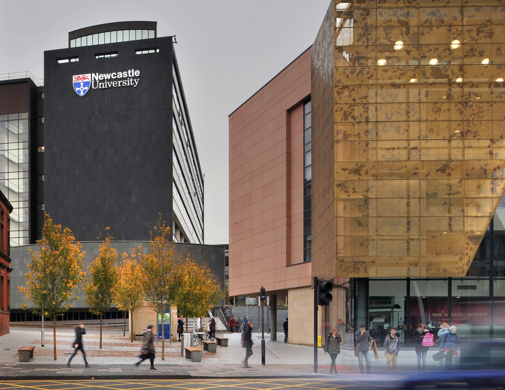 Teaching And Learning Expertise Into Newcastle University Entrance L